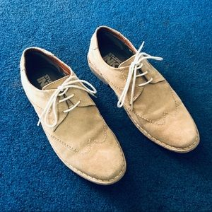 Wingtip Shoes - Lightly Used